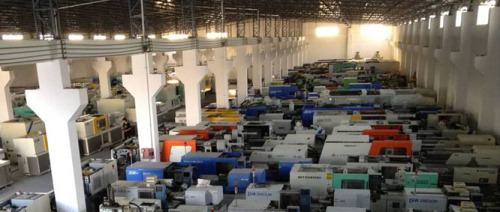 Used LGH100N plastic injection moulding machine