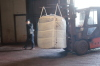 container liner bag for dry bulk cargo transport