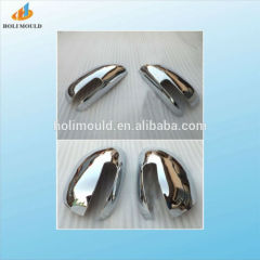 Plastic Injection Chrome Side Mirror Cover Mould