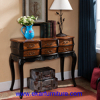 Classic table console table wooden table