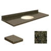 hot salegranite vanity top with undermount sink with best price