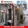 Automatic Electrostatic Powder Coating Production Line for Steel Aluminum coating