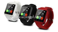 Bluetooth smartwatch multi color compacitible android phone call