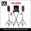 Professional Portable Audio System PA Speaker EP - 4200