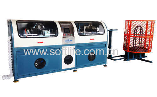Auto Pocket Coils Making Machine