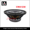 "12 "" Professional All Frequency Coaxial Speaker Woofer"