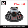 "12 "" Professional NEO All Frequency Coaxial Speaker Woofer"
