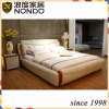 Queen size bed wood bed
