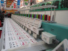 15 heads high speed embroidery machine