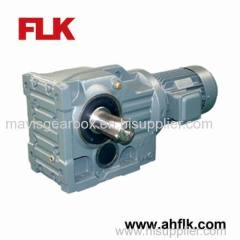 K series helical Bevel Gear Reducer
