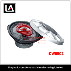 6 * 9 inch size auto speakers woofer CW 6902