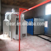 electrostatic powder coating spray booth /room/chamber /cabinet