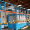 compact Powder coating production line supplier (designer and manufacturer)