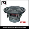 12 inch size Economical Price auto speaker woofer CW 1032