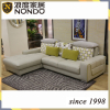 Hotel furniture morden leather sofa