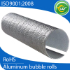 aluminum foil roll on the roof
