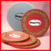 Full color printing paper coaster