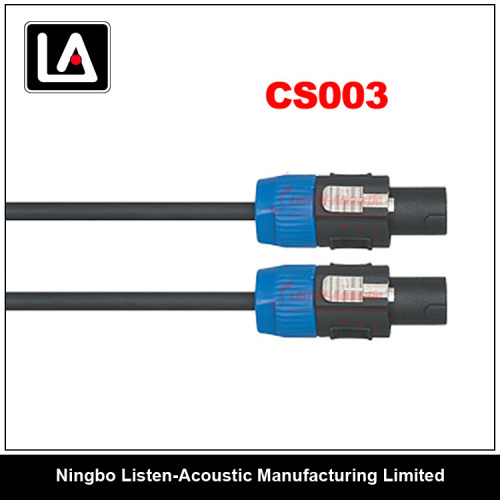 Excellent Quality Various Length Speaker Cable CS 003