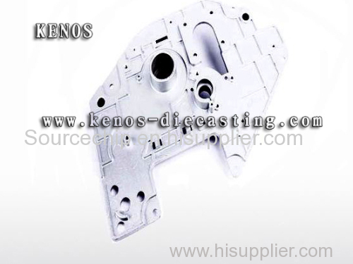 China custom die casting manufacturer