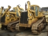 used CAT big bulldozer tractor D8 second dozer for sale