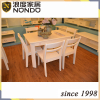 Indoor furniture solid wood round table