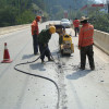 Bridge surface crack repair