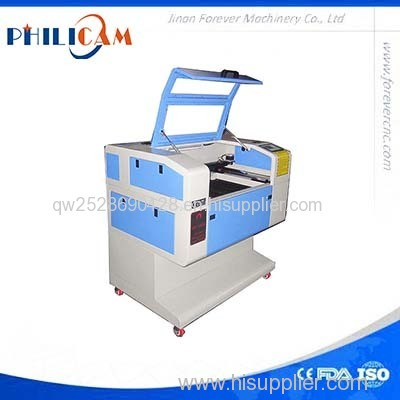 portable 6040 cnc co2 laser engraving and cutting machine