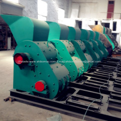 sell Double machine crusher