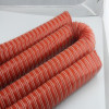 76MM RED HIGH TEMPERATURE RESISTANT SILICONE DUCT AIR HANDING DUCT HOSE SILICONE FLEXIBLE TURBO AIR INTAKE HOSE