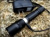 Led high-power and direct charge flashlight