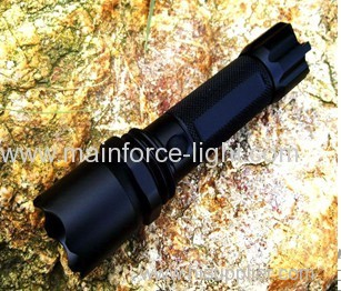 Led intelligent fast chargingand high-power flashlight