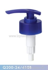 Cosmetic Packaging Plastic Shampoo Dispenser Pump