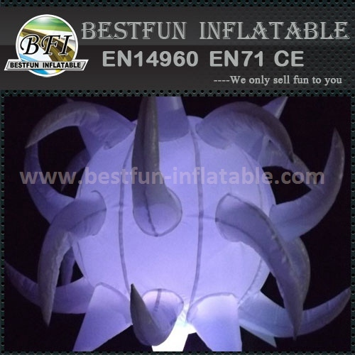 Changing LED Lighting Inflatable Stars