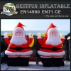 Commercial Giant Inflatable Santa Claus Model