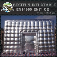 Outdoor inflatable marquee for party