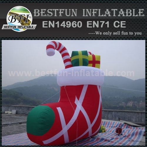 Promotion inflatable advertising model