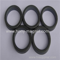 Y30 Ferrite Bar Block Speaker Magnets With Hole