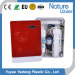 Cabinet Reverse Osmosis System with red case