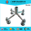 Quality 304/316 Cambered Stainless Steel Glass Spider for Curtain Wall