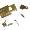 Metal stamping for electronic components