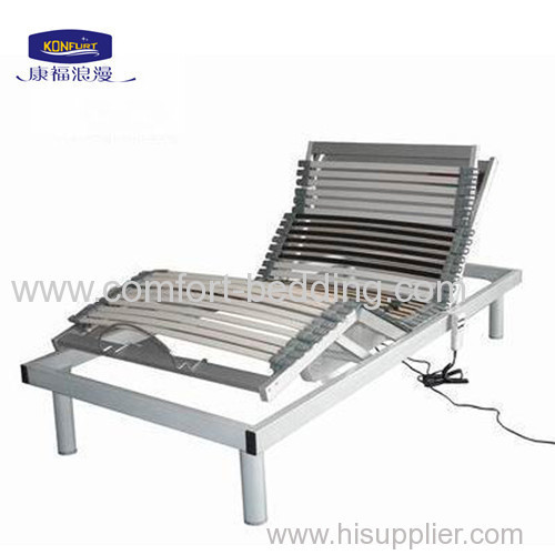 Metal electric adjustable bed
