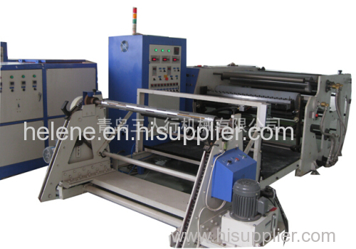 Sheet coating laminating machine