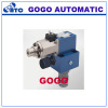 proportional cartridge high pressure hydraulic relief valve