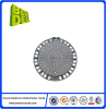 Resin sand manhole cover with frames casting parts
