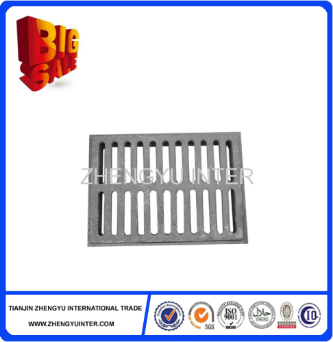 Hot sell good quanlity ductile iron water drain gate for wider construction manufacturer price