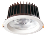 20W recessed LED downlight with Epistar COB LEDs