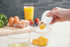 Sunny Side Out egg yolk separator Pluck Yolk Extractor