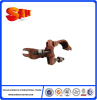 Ductile iron pipe clamp