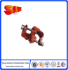 Steel Swivel Scaffold Clamp Forged with Grade 8.8 I-Bolt Nuts