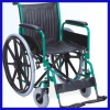 electroplated foldable manual wheelchair